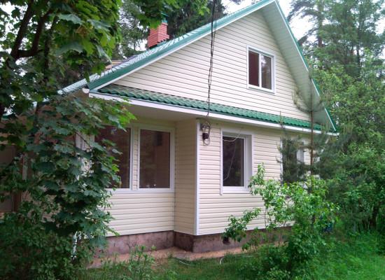 Строительство и отделка Дома в Рахье