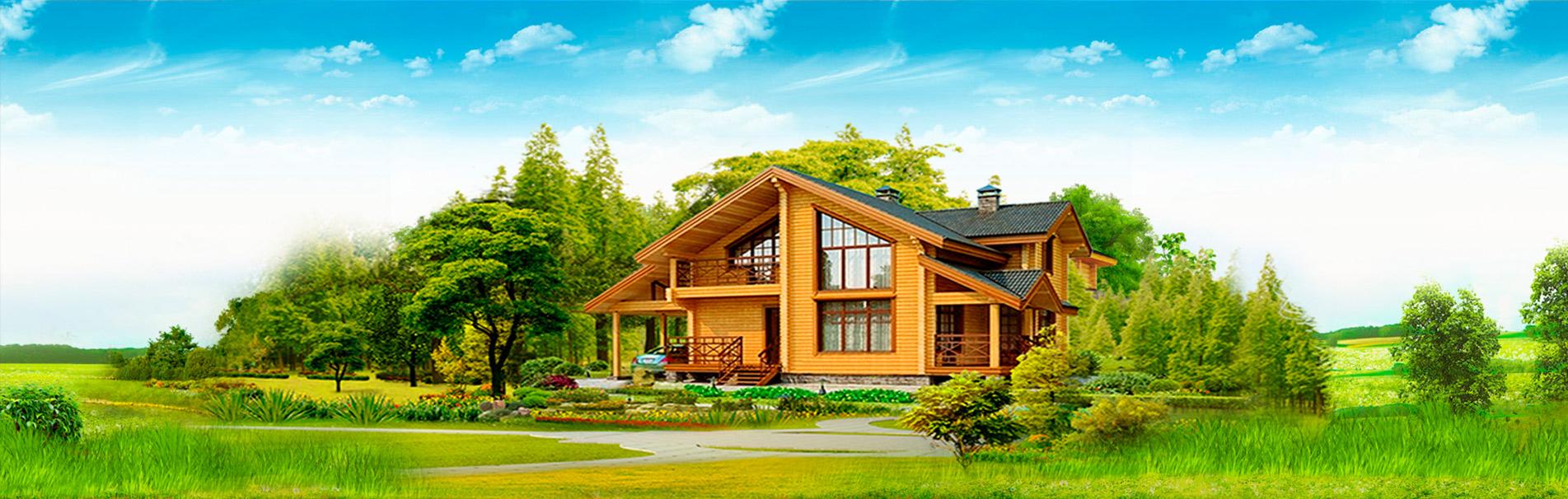 Строительство загородной недвижимости