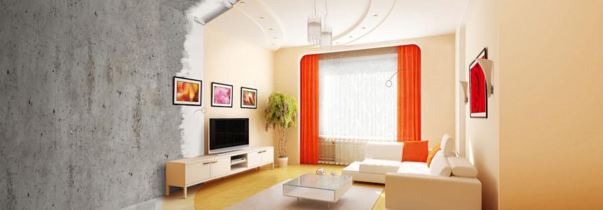 Ремонт и отделка квартир и офисов под ключ